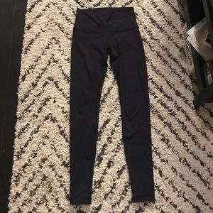 Lululemon Wonder Under Leggings